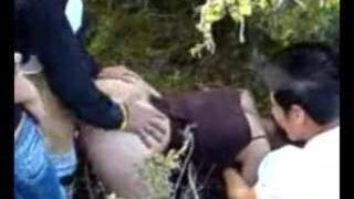 Ormanda Yatırıp Tecavüzle Başlayan Sikiş Türk Kadını Çıldırtıyor